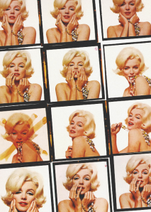 marilyn negatives