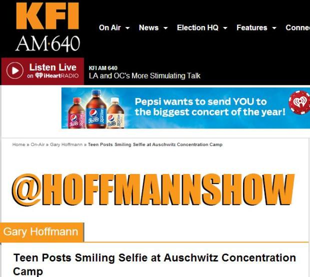 July 2014 - Social Media Expert Guest @HoffmannShow on KFI AM 640