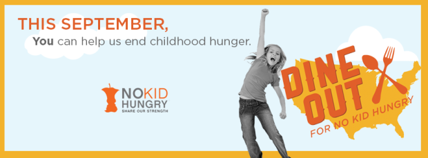 No Kid Hungry Dine Out 3
