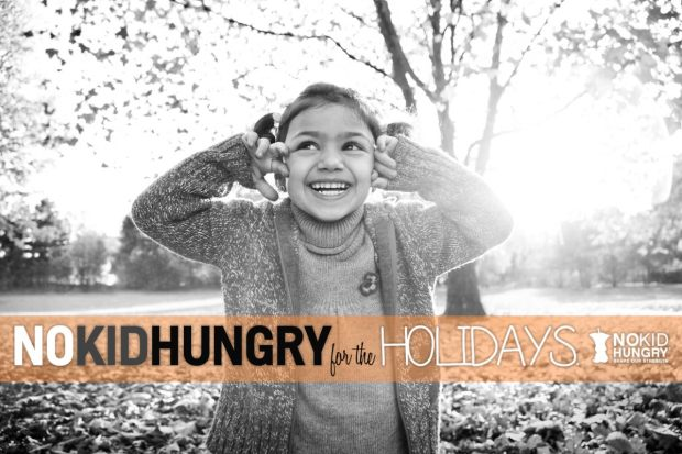 No Kid Hungry December Holidays